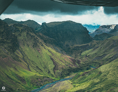 THE HIDDEN MOUNTAINS - Iceland