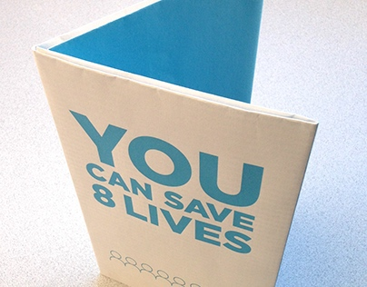 You Can Save 8 Lives