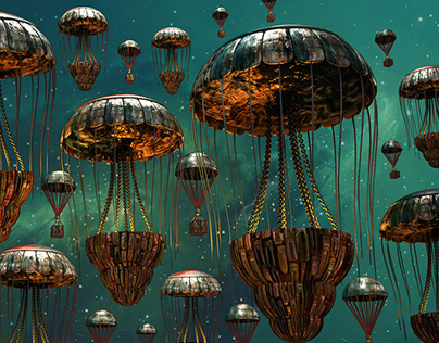 Space Balloons volume 1
