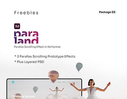Paraland Freebies - Third Pack