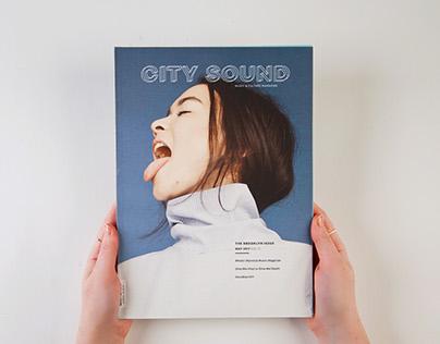 City Sound Magazine
