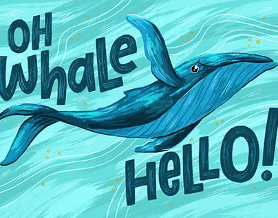 Oh Whale Hello!
