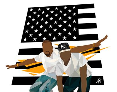 OTIS / Jay-Z x Kanye West
