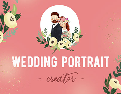 Personal Wedding Portrait Creator
