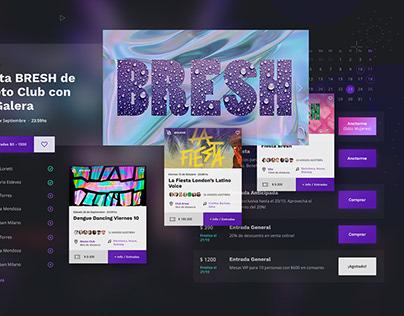 Bolicheando / UX and Web design