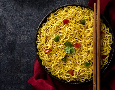 Maggie - Food Photography by Arpit Patel