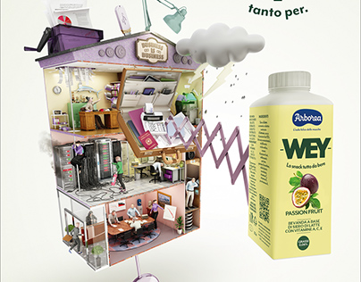 WEY - The drinkable snack