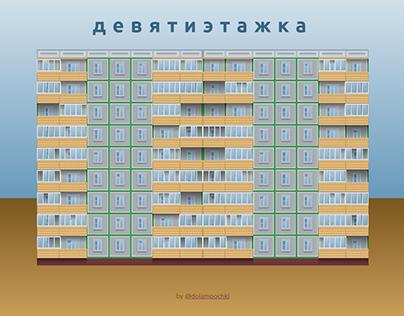 Devatietazhka