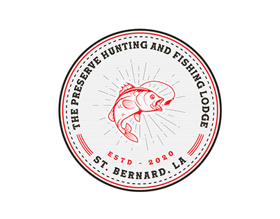 """""""The Preserve Fishing and Hunting Lodge"""""""