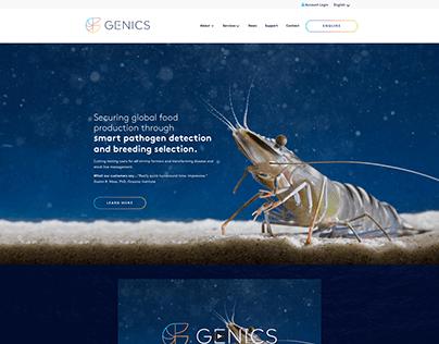 Shrimp Genics