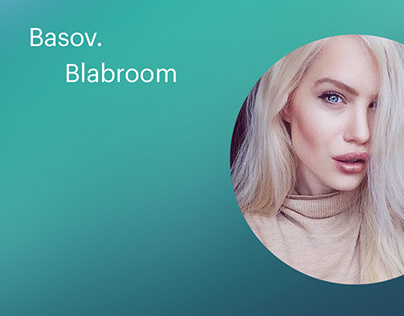 Blabroom.com re-design
