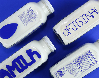 Amilk | Packaging & Branding