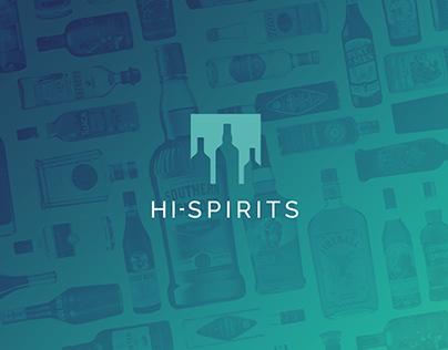 Hi-Spirits Identity