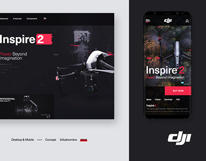 DJI - Civilian drones