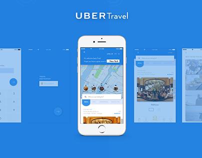 UBERTravel App