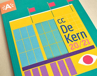 Seizoensbrochure cc De Kern 2020/21