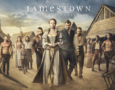 Jamestown Season 3 Key Art