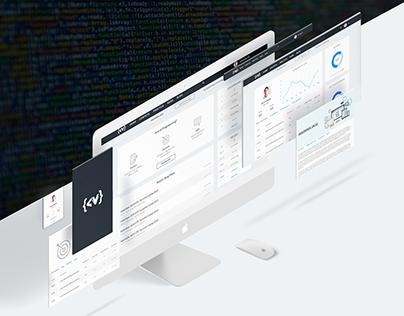 CodeVillage Website Design