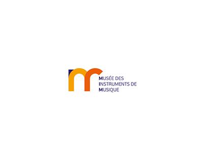 MUSÉE DES INSTRUMENTS DE MUSIQUE - BRANDING