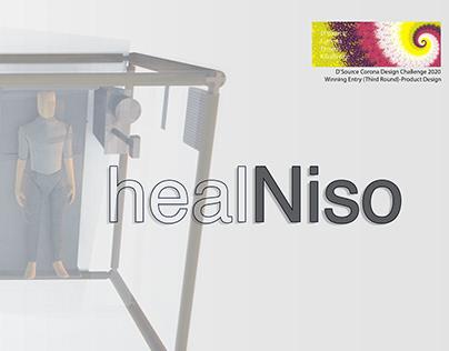 HealnIso-Modular Isolation Unit-Winner DCDC 2020