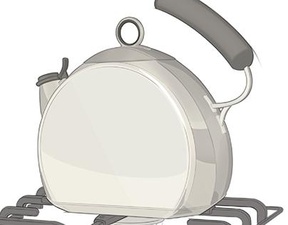 TEA KETTLE [ERGO]
