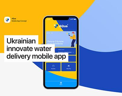AQua mobile app