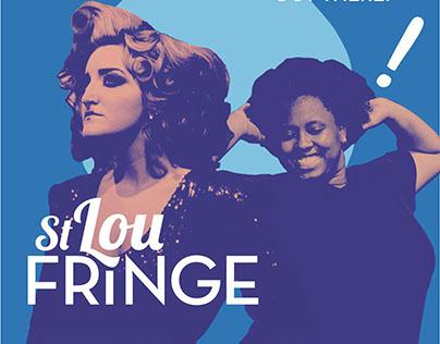 2015 St Lou Fringe Season Posters