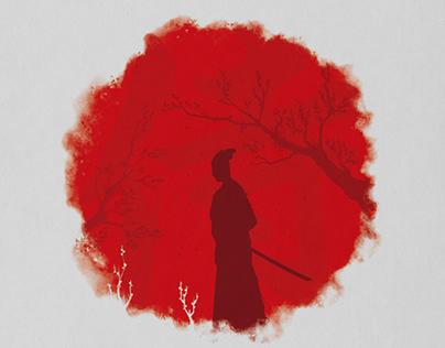 Japan in the Samurai era - Book cover contest sub