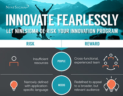 Infographic | Innovate Fearlessly