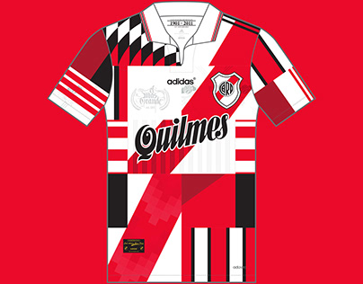 River Plate Kit History, from 1901 to present