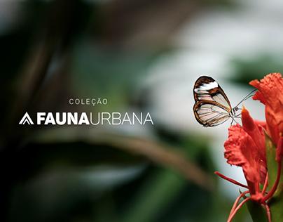 Coleção Fauna Urbana - Projeto Cerâmico