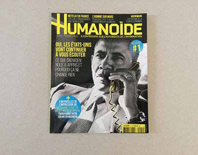 Humanoide - Presse non stop