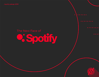 Spotify Redesign - 2020