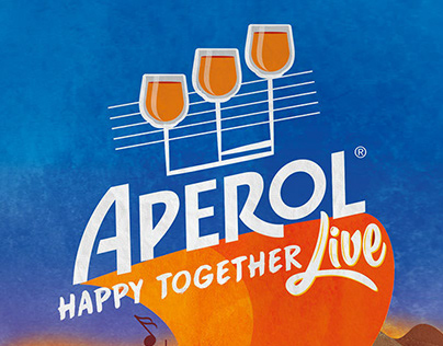 Aperol - Label limited edition