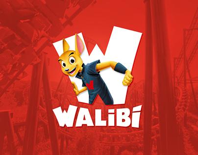 Walibi mobile application