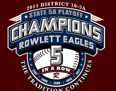 Baseball Championship Logo