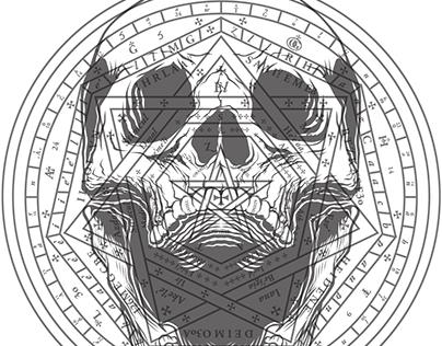 Skull of John Dee