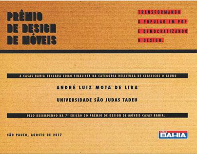 Design de Móveis Casas Bahia