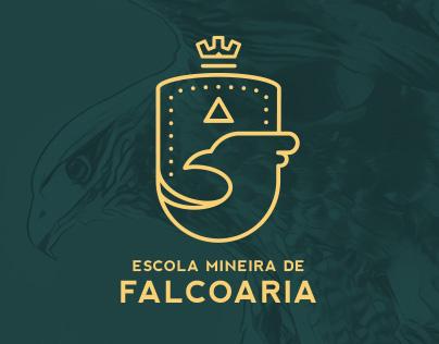 Brazilian School of Falconry - Branding
