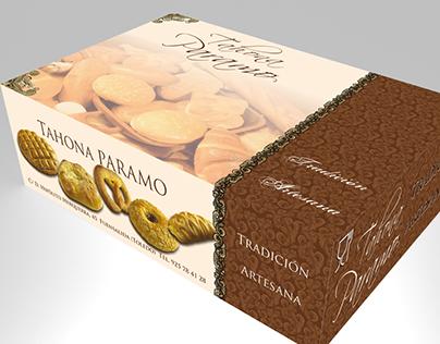 Packaging Tahona Paramo