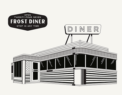 Frost Diner - WIP