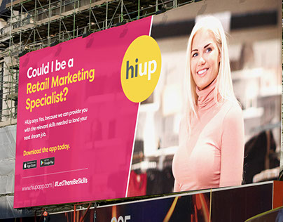 HiUp - Newcastle Launch Campaign