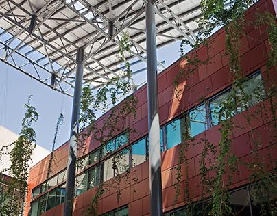 LA Mission College for Lenax Construction
