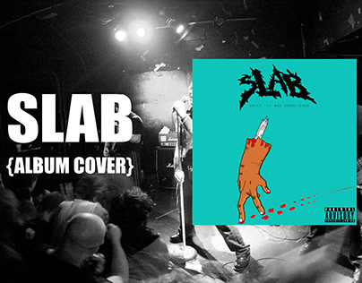 SLAB-ALBUM COVER