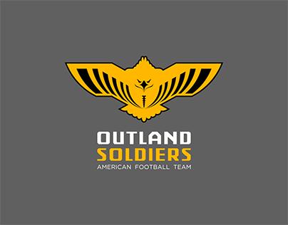 American Football Team Outland Soldiers   Primeiro Ano
