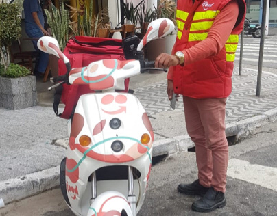 iFood new Scooters