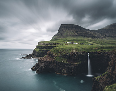 Beauty of the Faroes