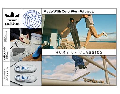 adidas / Home of classics