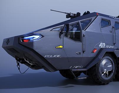 SWAT RHINO R-2377