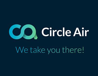 Circle Air - Branding